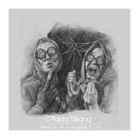 Black Nonnas by hatefueled