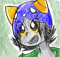 Nepeta doodle by xSapirate