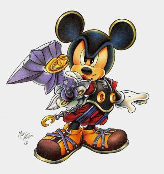 Mickey 12.1 by mario-freire