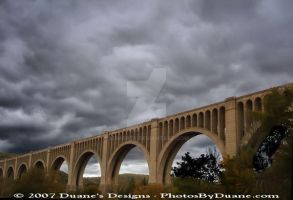 Tunkhannock Viaduct by MrParts