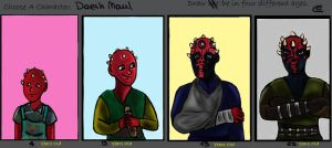 Darth Maul - Age! by Giorgia99