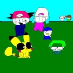 My Messed Up Pokemon Picture by SmashBrothers16