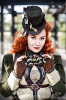 Lady Eliane Steam by MADmoiselleMeli
