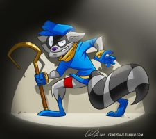 Com: Sly Cooper by SupaCrikeyDave