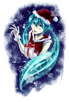 [Vocaloid] Happy New Year! by ProtoRC