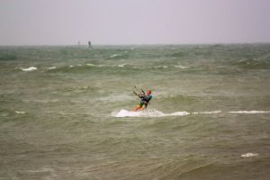 Kite boarder II by SavannahGrey