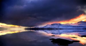 ICELAND - lighting on by PatiMakowska