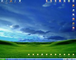 Desktop by xX-Convex-Xx