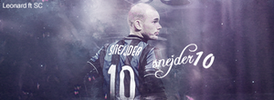 Snejder // signature // sC ft Leonard. by epro-creative