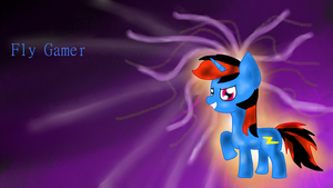 Fly Gamer - WallPaper by NexysGallery