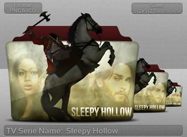 Sleepy Hollow - Tv Series Folder Icon by atty12