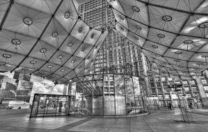 Grande Arche II - Paris by ThomasHabets