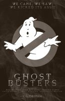 Ghostbusters-1984 by 4gottenlore