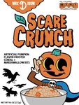 ScareCrunch Cereal by MaxGraphix