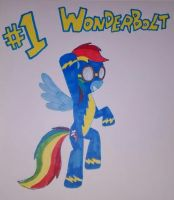 The Wonderbolts just got 20% COOLER by ArtKing3000