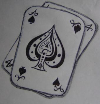 Ace of Spades by Child-of-God