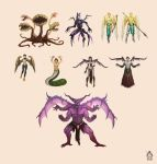 Monster and creature pack #2 by Banzz