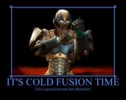 It's Cold Fusion Time by IamSubZero