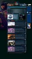 gamers guild website by nicopower5000