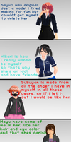 Facts about my OC's by dug-chi