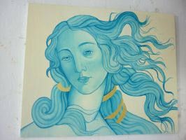 Blue Venus by Blue-Cobalto