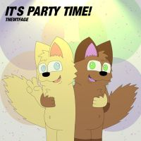 Cheropie: It's Party Time! by TheWTFage