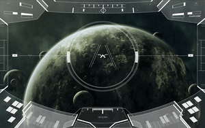 Halo Prototype HUD Rainmeter by Entereri