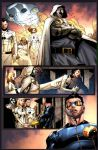 X-Men sample page by BoOoM