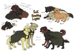 Attack on Titan Dogs Dump2 by Zencelot