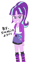 MLP - Starlight glimmer EG - 2 - PNG by sumin6301
