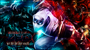 Zed - League of Legends by Shogun-SHG