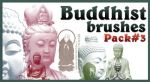 Buddhist Brushes pack 3 by lotus82