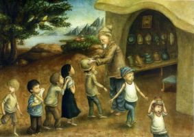 The hatter by perodog