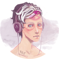 Welcome to Night Vale: Cecil [2] by a-story-about-you