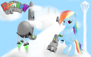 Rainbow and Tank: Speed Matters by whispercannon
