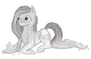 RainDay Pony Point Adopt (ADOPTED) by Blesses