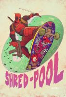 shredpool by m7781