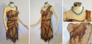 Pocahontas Cosplay Costume by glimmerwood