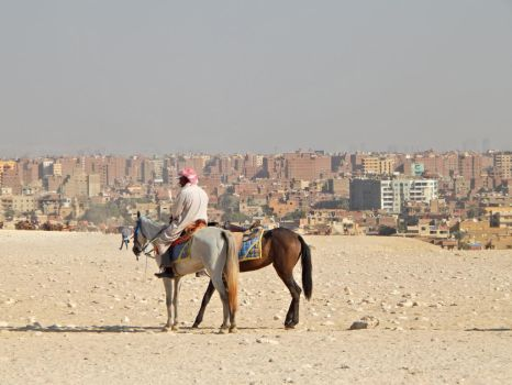 Giza by sindarelf
