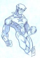 Booster Gold by JazzRy