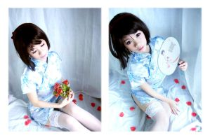 Chinese Doll 03 by reiling-lina