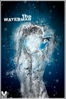 water man by vcell