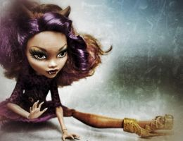 Clawdeen by MercuryP