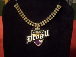 Rupaul's Drag U Necklace by illcoveryouwjh