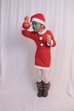 the Grinch by Fran-photo