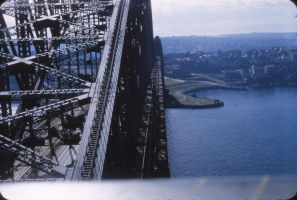 Sydney. Late 1950's, early 1960's by otherunicorn-stock