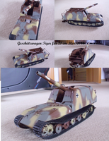GW Tiger repainted by Teratophoneus