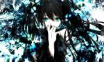 Black Rock Shooter by rykide