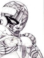 Frieza 2.0 by squattingflower