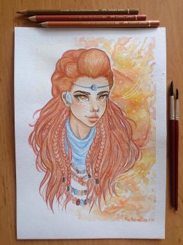 Aloy by LenielSOna